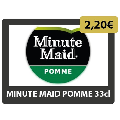 MINUTE MAID POMMES